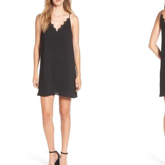 a60829e29a bp Dresses   Skirts - BP. Lace Trim Slip Dress